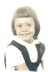 me 1st grade St F Academy