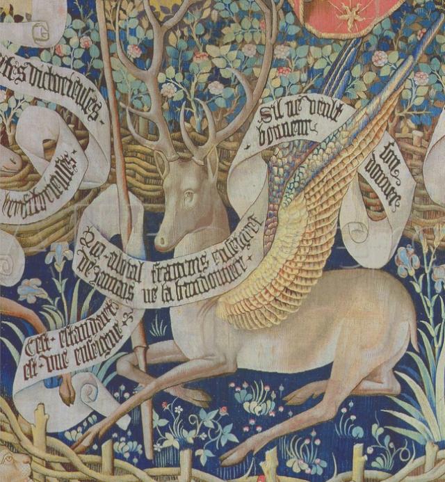 medieval deer hunt
