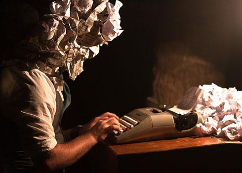 tortured writer