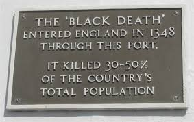 england black death